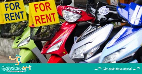 Top 5 địa điểm cho thuê xe máy tại Quy Nhơn