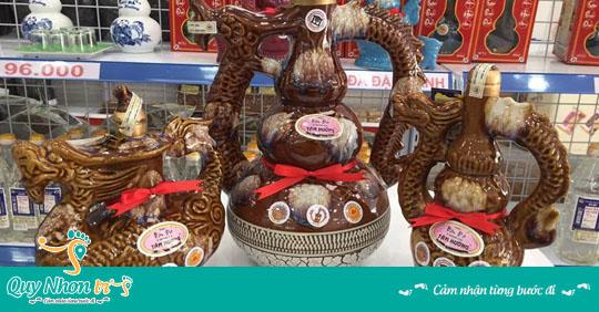 Top 5 cửa hàng đặc sản Quy Nhơn