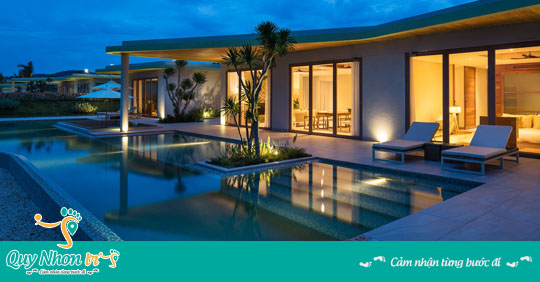 Top 5 khách sạn gần biển Quy Nhơn sang trọng
