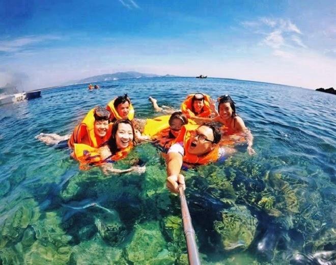 Tour Hòn Khô – Lặn ngắm san hô nửa ngày
