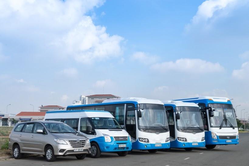 Mách bạn top 5 công ty thuê xe du lịch Quy Nhơn uy tín nhất