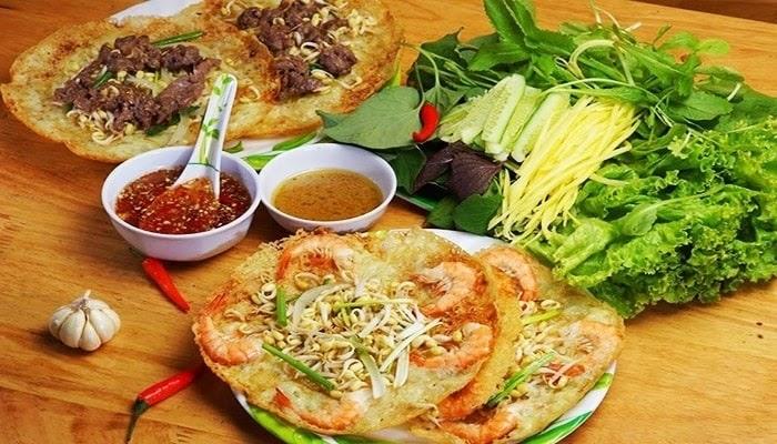 Địa điểm ăn trưa ở Quy Nhơn